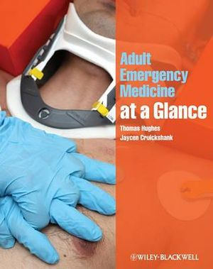 Cover of Adult Emergency Medicine at a Glance