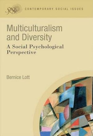 Cover of Multiculturalism and Diversity