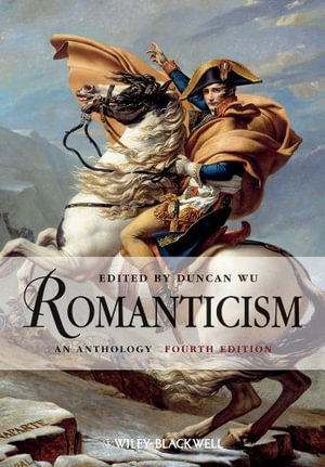 Cover of Romanticism - an Anthology 4E