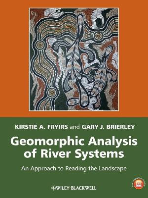 Cover of Geomorphic Analysis of River Systems