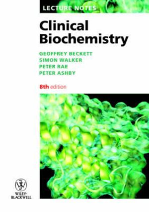 Cover of Lecture Notes: Clinical Biochemistry