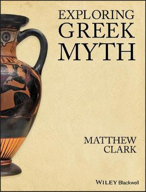 Cover of Exploring Greek Myth