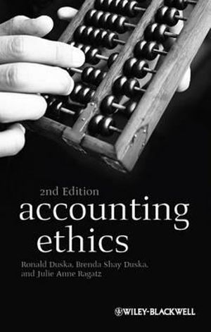 Cover of Accounting Ethics