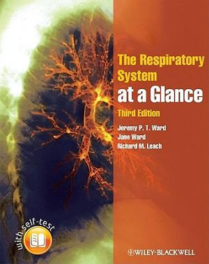 Cover of The Respiratory System at a Glance 3E