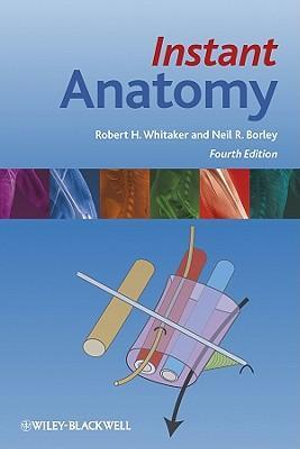 Cover of Instant Anatomy