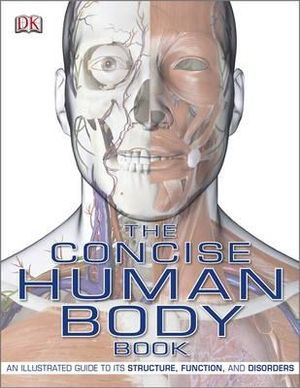 Cover of The Concise Human Body Book