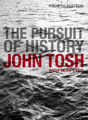 Cover of The Pursuit of History
