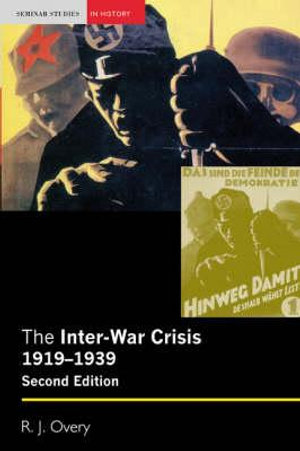Cover of The Inter-war Crisis 1919-1939
