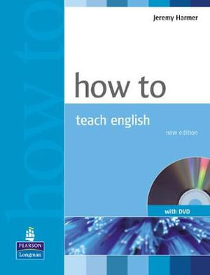 Cover of How to Teach English