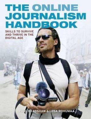 Cover of The Online Journalism Handbook