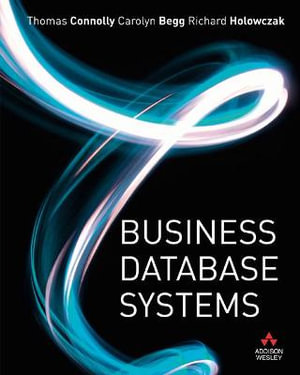 Cover of Business Database Systems