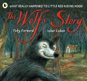 Cover of Wolf's Story