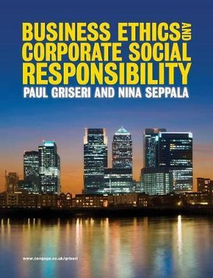 Cover of Business Ethics and Corporate Social Responsibility