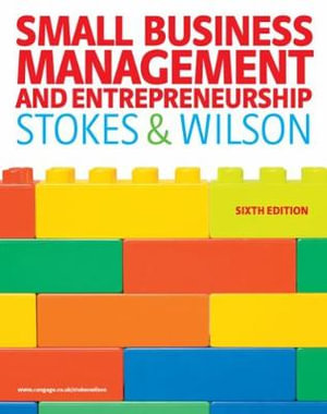 Cover of Small Business Management and Entrepreneurship