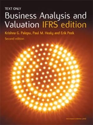 Cover of Business Analysis and Valuation