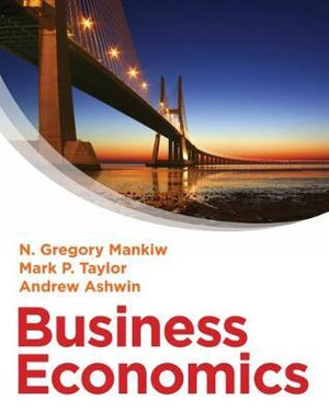 Cover of Business Economics