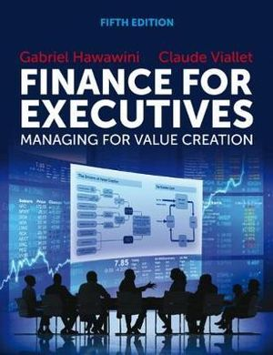 Cover of Finance for Executives