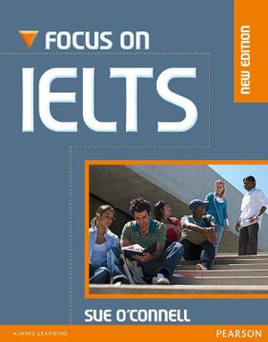 Cover of Focus on IELTS (Student Book and iTest CD-ROM Pack)