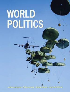 Cover of World Politics (plus website access card)