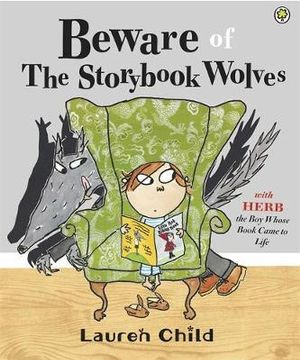 Cover of Beware of the Storybook Wolves