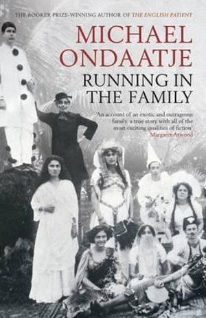Cover of Running in the Family