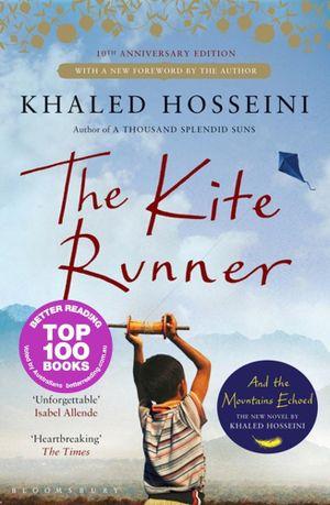 Cover of The Kite Runner