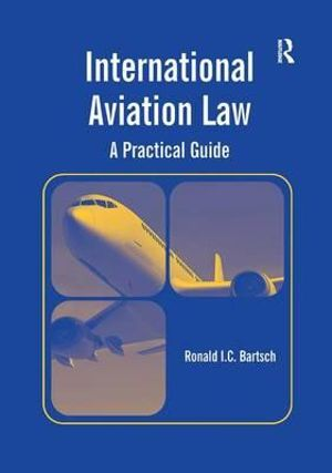 Cover of International Aviation Law