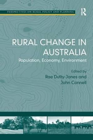 Cover of Rural Change in Australia