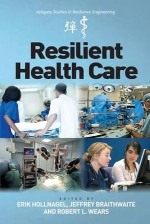 Cover of Resilient Health Care