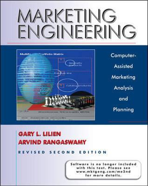 Cover of Marketing Engineering