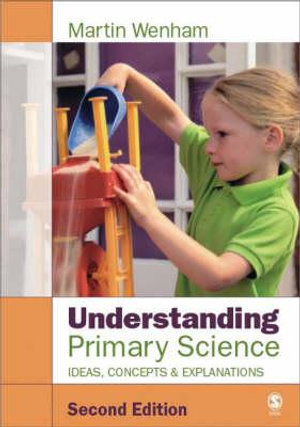 Cover of Understanding Primary Science