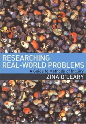 Cover of Researching Real-World Problems