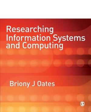 Cover of Researching Information Systems and Computing
