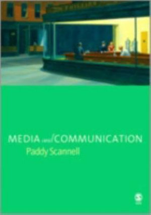 Cover of Media and communication