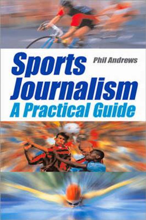 Cover of Sports Journalism