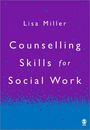 Cover of Counselling Skills for Social Work