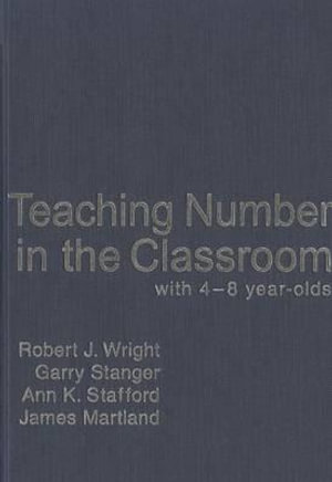 Cover of Teaching Number in the Classroom with 4-8 year olds