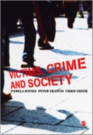 Cover of Victims, Crime and Society