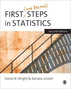 Cover of First (and Second) Steps in Statistics