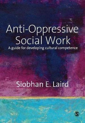 Cover of Anti-Oppressive Social Work