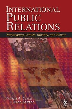 Cover of International Public Relations