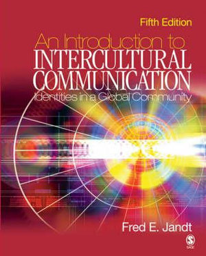 Cover of Introduction to Intercultural Communication: Identities in a Global Community 5ed @