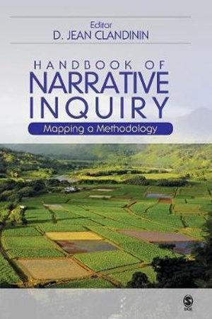 Cover of Handbook of narrative inquiry