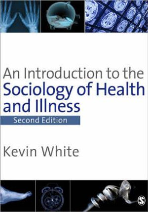 Cover of An Introduction to the Sociology of Health & Illness