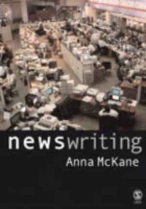 Cover of News Writing