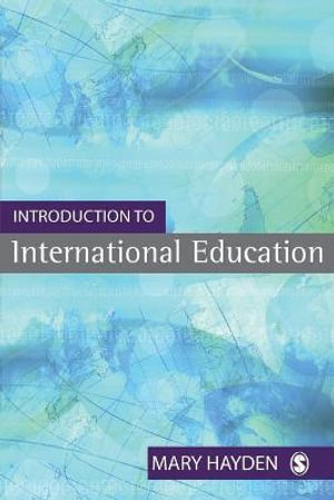 Cover of Introduction to international education
