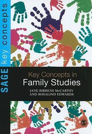 Cover of Key Concepts in Family Studies