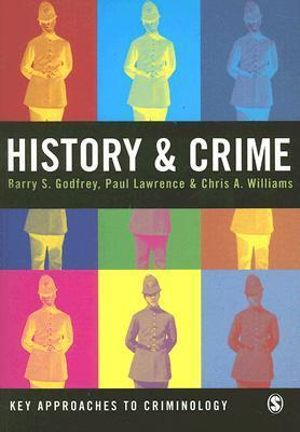 Cover of History and Crime