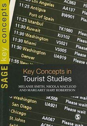 Cover of Key Concepts in Tourist Studies