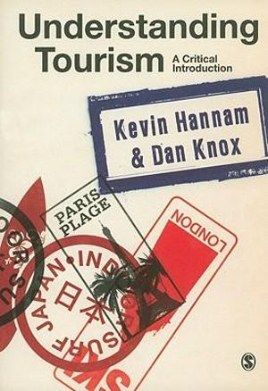 Cover of Understanding Tourism